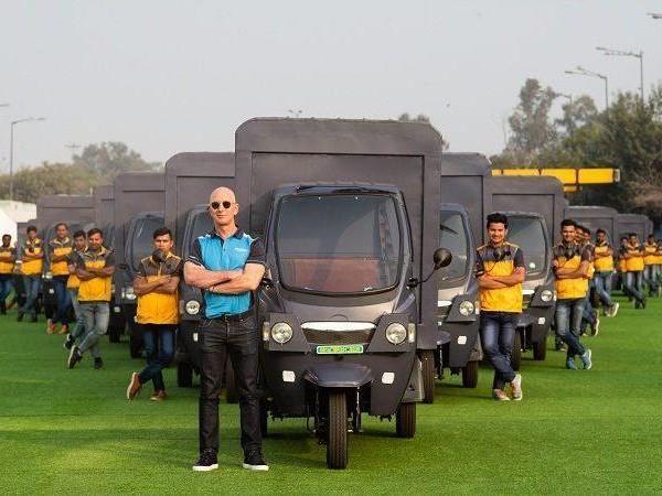 Inde : Amazon veut déployer 100 000 véhicules électriques d'ici 2030