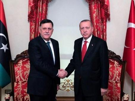 Libye: nouvel accord militaire entre la Turquie et le gouvernement de Sarraj