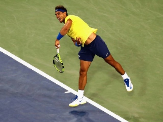 Tennis: ATP - Kyrgios, intraitable, asphixie Nadal et va en demi-finales