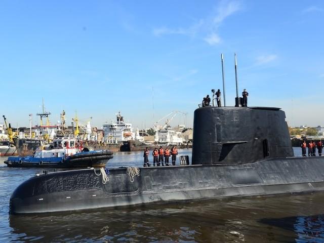 Argentine : un bruit anormal détecté trois heures après le dernier contact avec le sous-marin