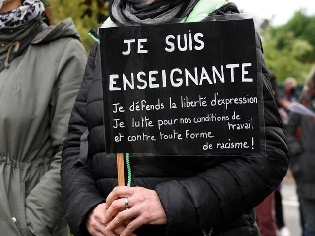 Enseignant décapité : des manifestations prévues dans toute la France