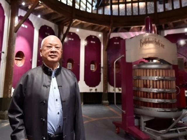 Viticulture: Peter Kwok, le plus Bordelais des Chinois