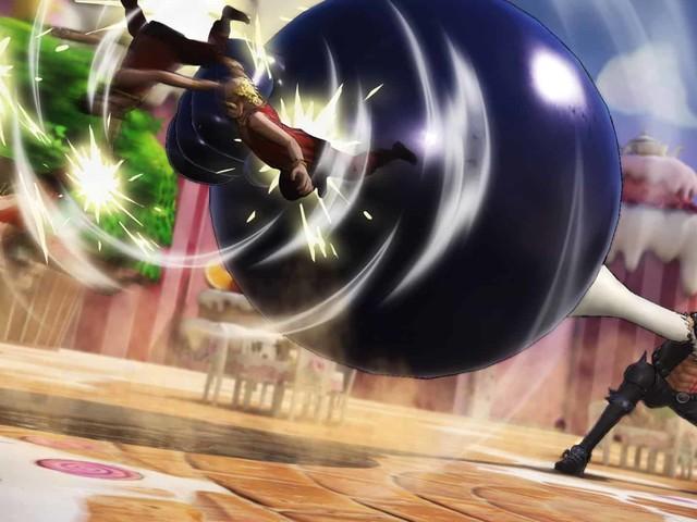One Piece Pirate Warriors 4 : Katakuri sera jouable avec ses pouvoirs du Mochi Mochi no Mi