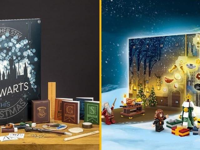 Top 10+ des calendriers de l'avent pour les fans d'Harry Potter