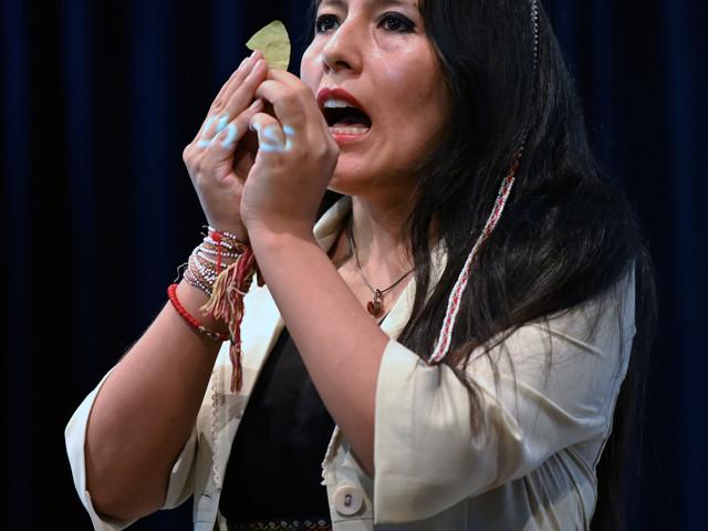 Une linguiste soutient sa thèse en quechua, une première au Pérou