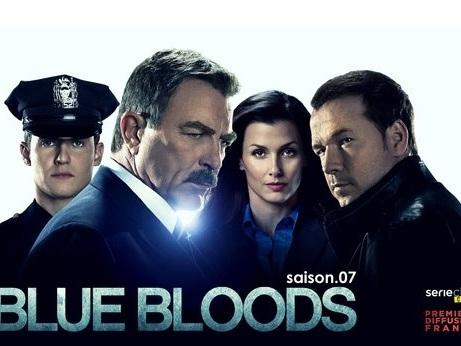 La saison 7 inédite de Blue Bloods diffusée dès le 4 janvier sur Série Club.