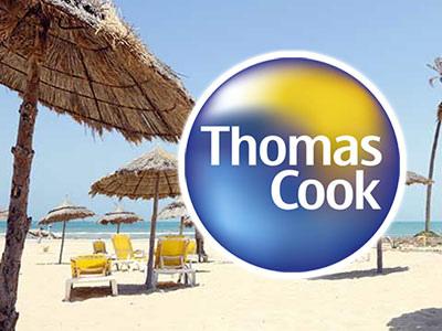 Faillite de Thomas Cook, entre 50 et 100 millions de dinars de dettes en Tunisie