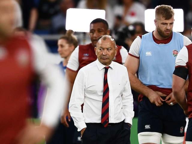 Coupe du monde de rugby 2019: la victoire d'Eddie Jones et de son XXIII de la Rose