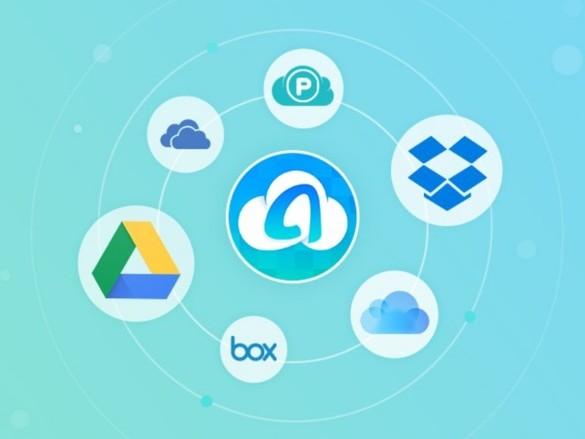 AnyTrans pour Cloud permet de gérer gratuitement vos fichiers en un seul endroit