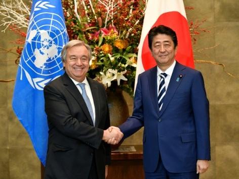 """Corée du Nord: n'entrons pas """"en somnanbules dans une guerre"""", estime l'ONU"""