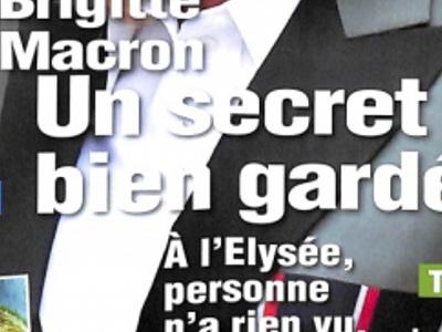 Brigitte Macron, secret bien gardé à l'Élysée, sa confidence