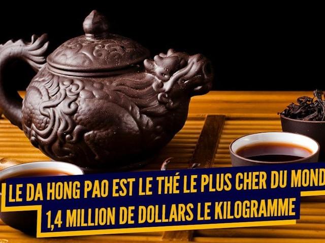 Top 10 des thés les plus chers du monde