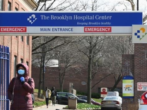 Coronavirus aux Etats-Unis: bientôt une pénurie de lits dans les hôpitaux?