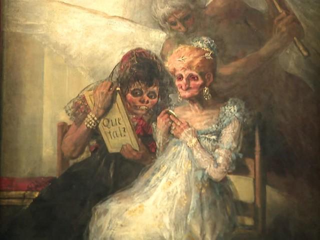 """""""Expérience Goya"""" : une exposition immersive et sensorielle au cœur de l'œuvre du maître espagnol à Lille"""
