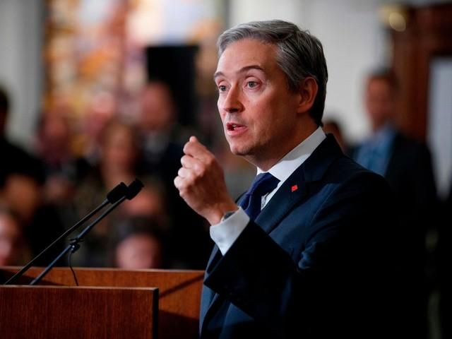 François-Philippe Champagne espère un siège au Conseil de sécurité