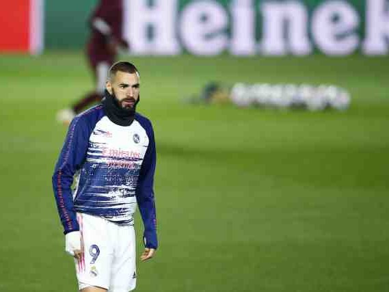 Foot - C1 - Real - Le Real Madrid toujours sans Benzema ni Ramos contre l'Inter Milan