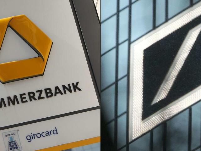 Deutsche Bank confirme les discussions en vue d'une fusion avec Commerzbank