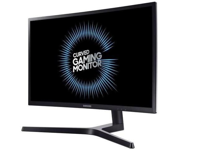 Bon plan : un moniteur gaming Samsung 24 pouces avec écran incurvé pour 180 euros