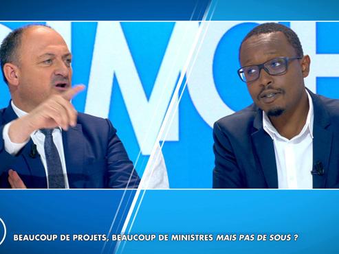 L'équilibre budgétaire du gouvernement wallon: Willy Borsus (MR) tacle Germain Mugemangango (PTB)