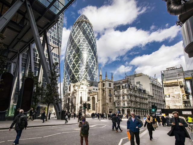 Brexit: les banques britanniques flambent en Bourse