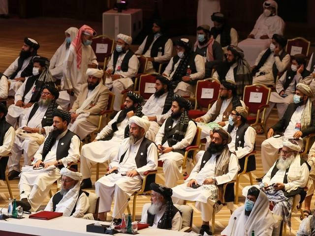 Afghanistan: talibans et gouvernement commencent à négocier la paix
