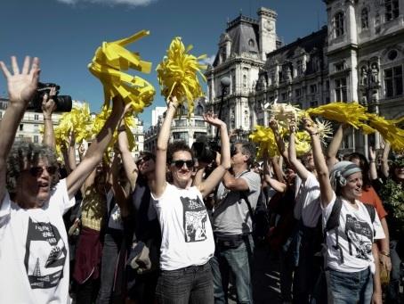 De Bangkok à San Francisco en passant par Paris, des marches pour le climat