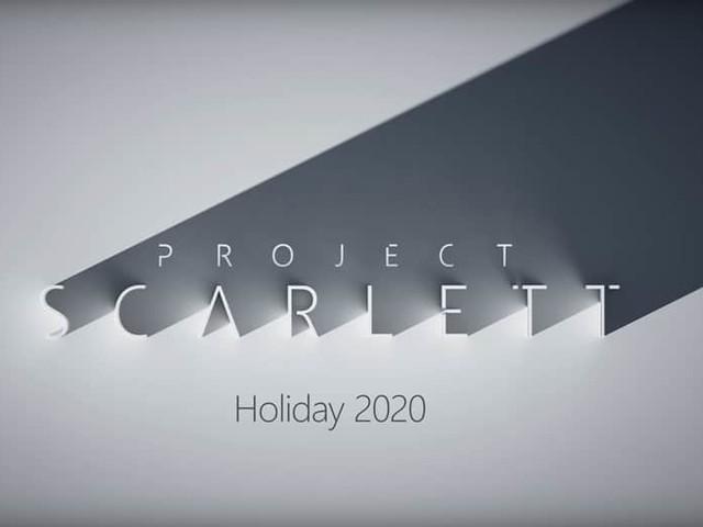 Xbox Scarlett : la console serait au moins 2 fois plus puissante que la One X