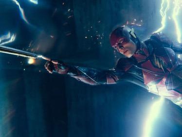 Batman et Wonderwoman dans le film Flashpoint ?