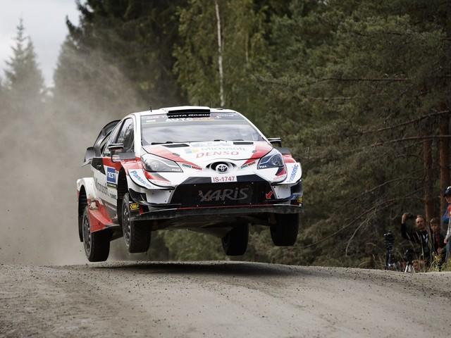 Rallye d'Allemagne: Ött Tänak en tête après la 1re journée, Ogier lâché