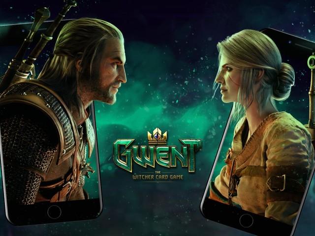 L'excellent jeu de cartes Gwent arrive sur iPhone