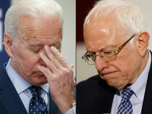 Convention reportée, candidats confinés: l'inédite course à la Maison Blanche