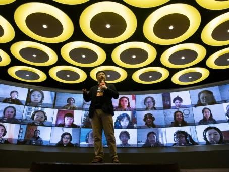 Travail et cours en ligne: face au virus, les Chinois migrent sur le web