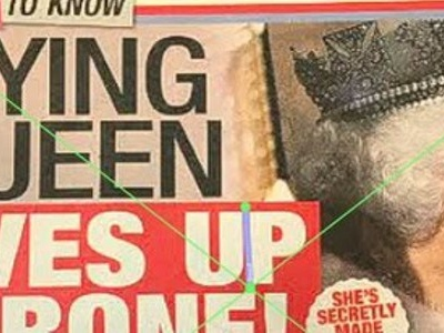 Elisabeth II, état angoissant, brisée, elle abandonne