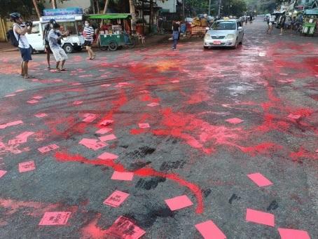 Birmanie: le bain de sang se poursuit, l'ONU sommée d'agir