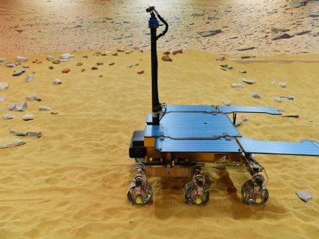 ExoMars: un problème technique pourrait entraîner un report