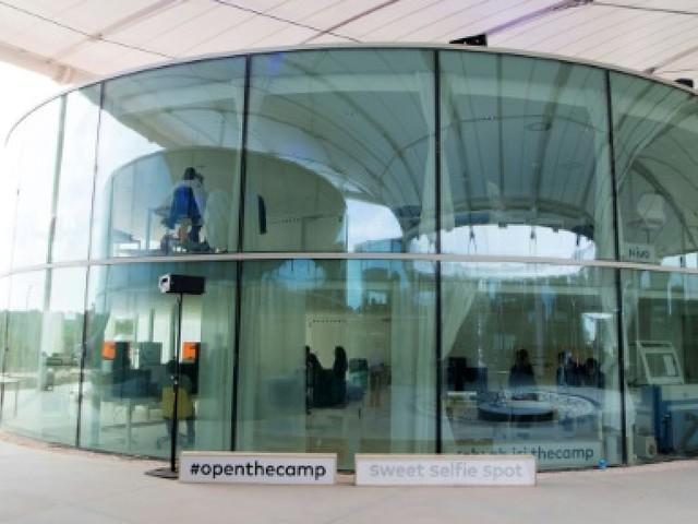 """Start-up et pâte à modeler: thecamp veut """"explorer le futur"""" dans la garrigue"""