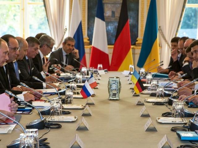Le Format Normandie à Paris, un outil efficace pour la crise en Ukraine?
