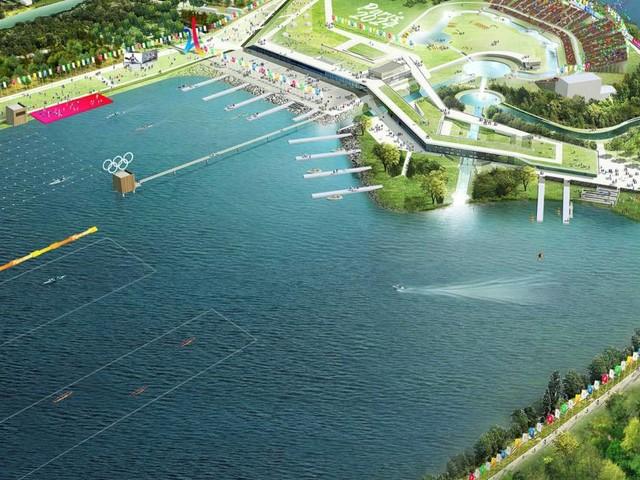 Bouygues grand perdant des chantiers du village olympique des JO de Paris 2024
