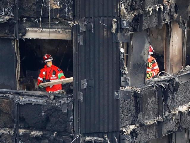 L'incendie de la Grenfell Tower a été provoqué par un réfrigérateur