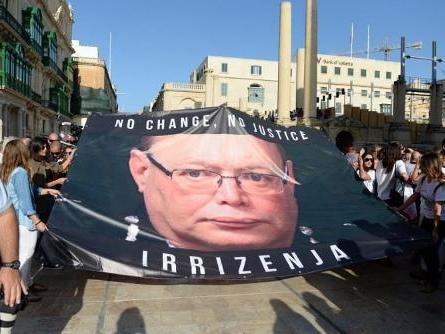 Démission du chef de la police maltaise après des critiques sur la mort d'une journaliste