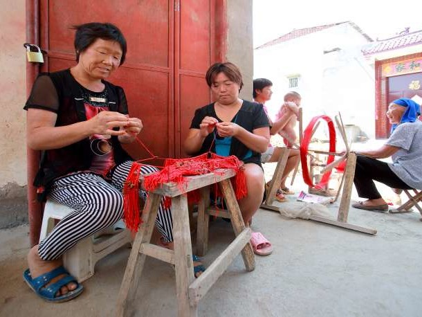 En Chine, le retour au village redynamise les campagnes