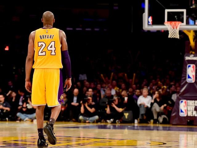 Kobe Bryant, le parcours d'une légende