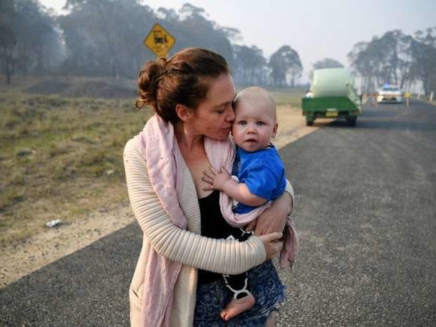 Des incendies violents touchent l'Australie, l'état d'urgence déclaré