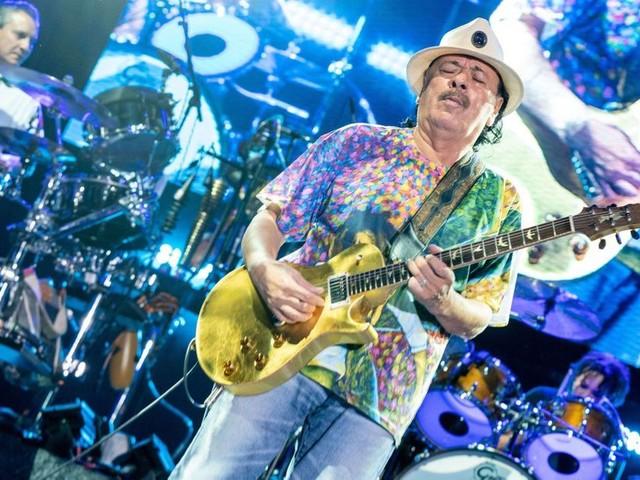 """Santana : """"Le rôle premier de la musique, c'est de réunir les générations"""""""