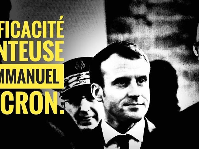 559ème semaine politique: l'efficacité honteuse d'Emmanuel Macron