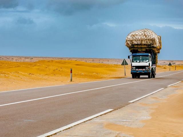 Le ministère du Transport interdit la circulation de camions sur la RP 1011 reliant Ait Baha à Ait Yahya