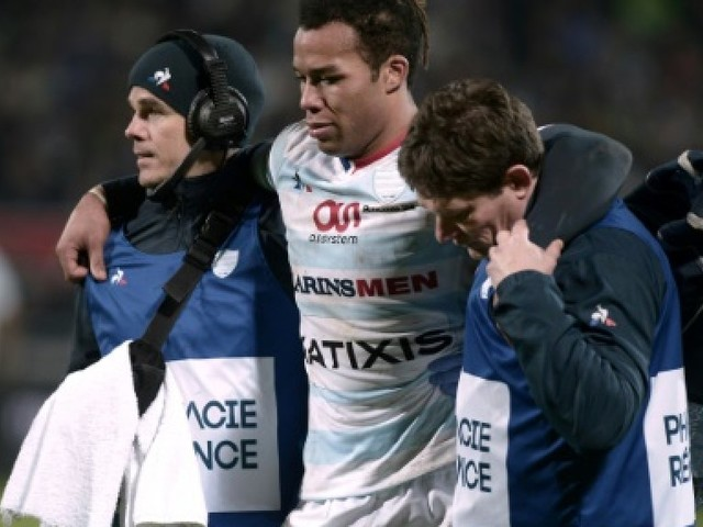 Racing 92: Teddy Thomas touché à une cheville