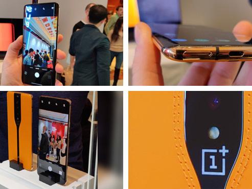 """Le premier """"concept-phone"""" est signé OnePlus: ils ont trouvé le moyen de rendre l'appareil photo… invisible"""