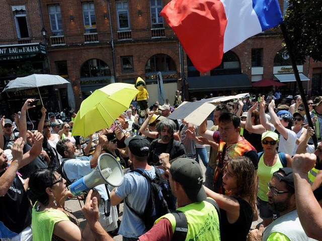 À Toulouse, un Gilet jaune qui voulait prendre en photo la maison du maire accusé d'association de malfaiteurs