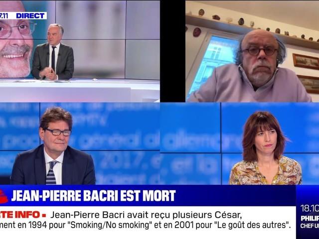 Story 1 : Mort de l''acteur et scénariste Jean-Pierre Bacri, à 69 ans - 18/01
